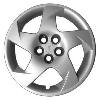 "Replace® - 16"" Remanufactured Silver Wheel Cover"