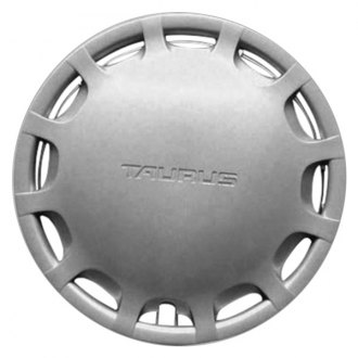 "Replace® - 15"" 12 Slots Silver Wheel Cover"
