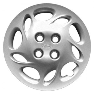 "Replace® - 14"" Remanufactured 10-Hole Chrome Wheel Cover"