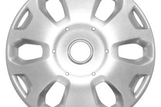 "Replace® - 15"" Remanufactured 6-Y-Spoke Silver Wheel Cover"