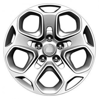 "Replace® - 17"" Remanufactured 5 Y Spokes Silver Wheel Cover"