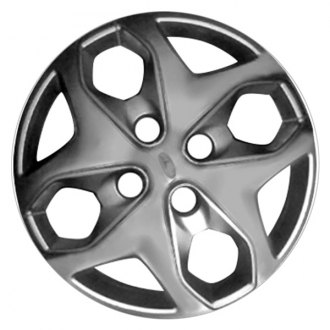 "Replace® - 15"" Remanufactured 8 Vents Silver Wheel Cover"