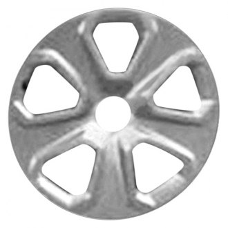 "Replace® - 18"" 5 Spokes Silver Wheel Cover"