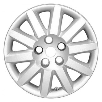 "Replace® - 16"" 10 Spokes Silver Wheel Cover"