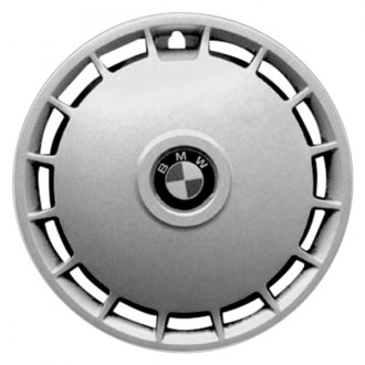 "Replace® - 14"" Remanufactured 15 Slots Silver Wheel Cover"