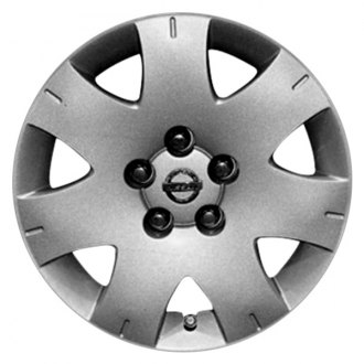 "Replace® - 16"" Remanufactured 7 Spokes Silver Wheel Cover"