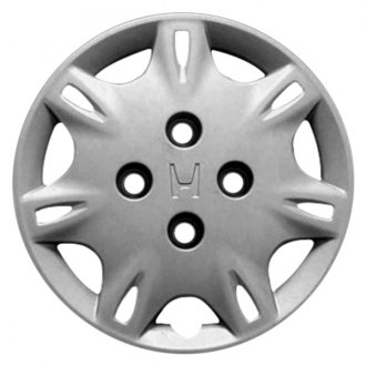 "Replace® - 14"" 14 Spokes Silver Wheel Cover"