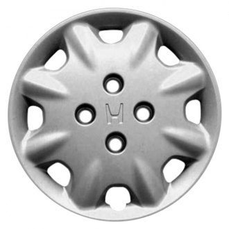 "Replace® - 15"" Remanufactured 8 Spokes Silver Wheel Cover"