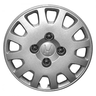 "Replace® - 14"" 12 Spokes Silver Wheel Cover"