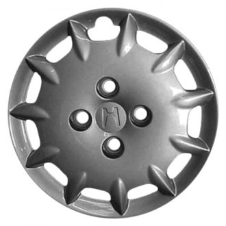 "Replace® - 15"" 11 Spokes Silver Wheel Cover"