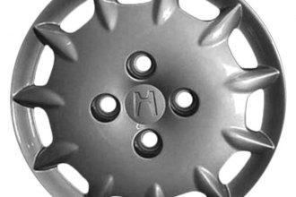 "Replace® - 15"" Remanufactured 11-Spoke Silver Wheel Cover"
