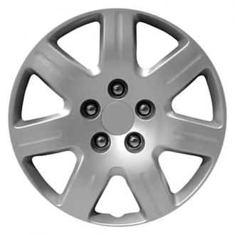 Replace 16 7 Spokes Silver Wheel Cover