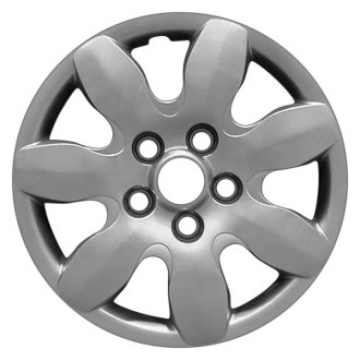 "Replace® - 15"" Remanufactured 7 Spokes Silver Wheel Cover"