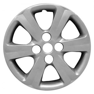 "Replace® - 14"" 6 Spokes Silver Wheel Cover"