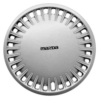 "Replace® - 14"" Remanufactured 32 Holes Silver Wheel Cover"