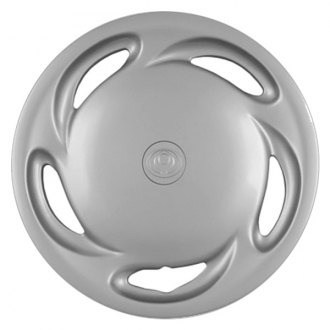 "Replace FWC56546U20 - 14"" Remanufactured 5 Oval Holes Silver Wheel Cover"