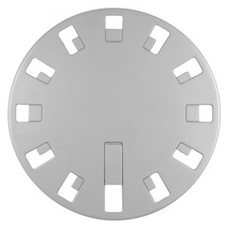 "Replace FWC57504U20 - 13"" Remanufactured Silver Wheel Cover"