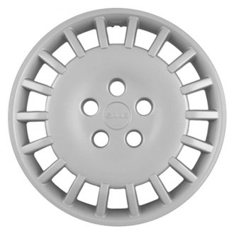"Replace® - 15"" Remanufactured 18 Spokes Silver Wheel Cover"