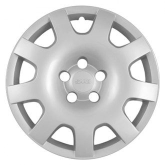 "Replace® - 16"" Remanufactured 9 Spokes Silver Wheel Cover"