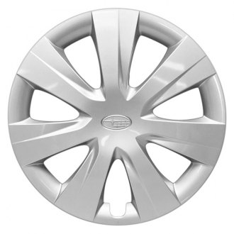 "Replace® - 15"" All Painted Silver Wheel Cover"