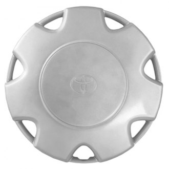 "Replace FWC61059U20 - 13"" Remanufactured 7 Holes Silver Wheel Cover"