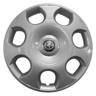 "Replace® - 15"" Remanufactured 7-Vent Silver Wheel Cover"