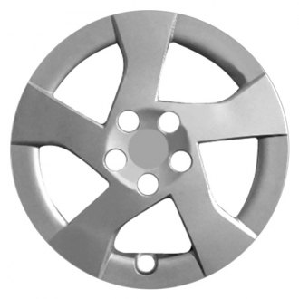 "Replace® - 15"" 5 Spokes Silver Wheel Cover"