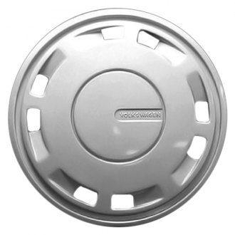 "Replace® - 13"" Remanufactured 8 Holes Silver Wheel Cover"