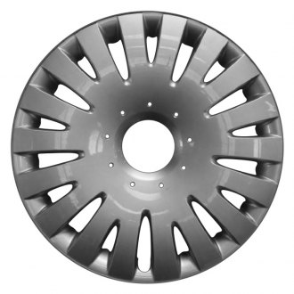 "Replace® - 16"" Remanufactured 18 Spokes Silver Wheel Cover"
