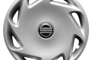 "Replace® - 15"" Remanufactured 8-Slot Silver Wheel Cover"
