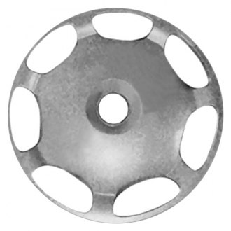 "Replace® - 15"" Remanufactured 11-Slot Silver Wheel Cover"
