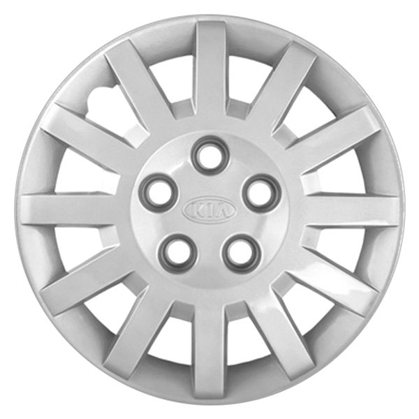 12 Wheel Covers : Replace fwc u quot spokes silver wheel cover