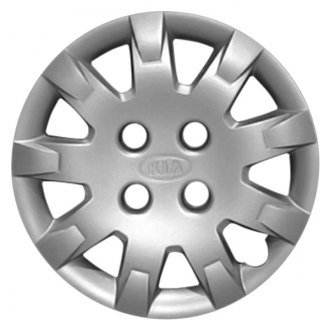 "Replace® - 15"" 9 Spokes Silver Wheel Cover"