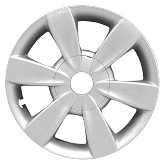 "Replace® - 14"" Remanufactured 6 Spokes Silver Wheel Cover"