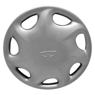 "Replace FWC66500U20 - 14"" Remanufactured 7 Spokes Silver Wheel Cover"