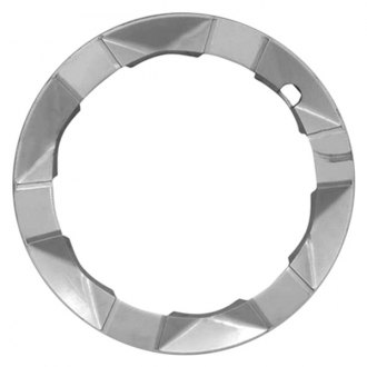 "Replace® - 15"" Remanufactured Silver Wheel Trim Ring"