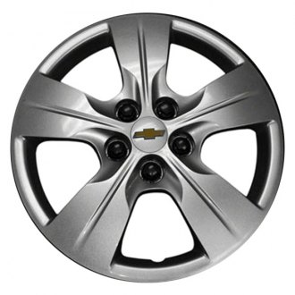 "Replace® - 15"" 5 Spokes All Painted Sparkle Wheel Cover"