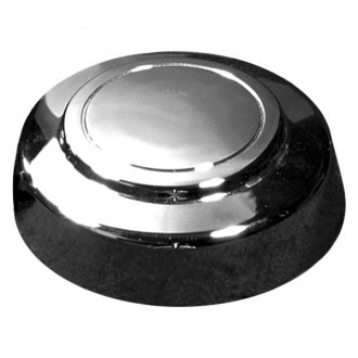 Replace® - Front Chrome Wheel Center Cap Set