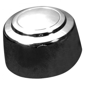Replace® - Rear Chrome Wheel Center Cap Set