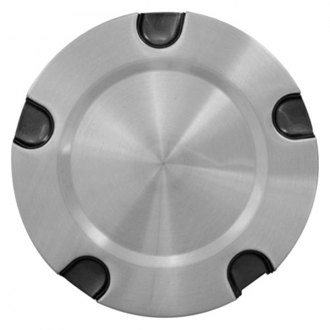 Replace® - Brushed Face Wheel Center Cap Set