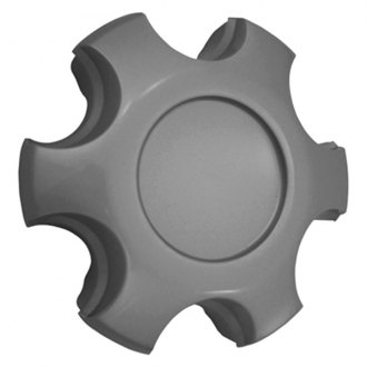 Replace® - Silver Wheel Center Cap Set