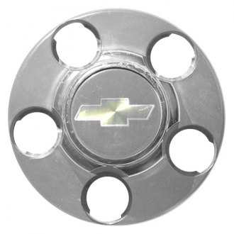 Replace® - Remanufactured Wheel Center Cap With Chevrolet Logo