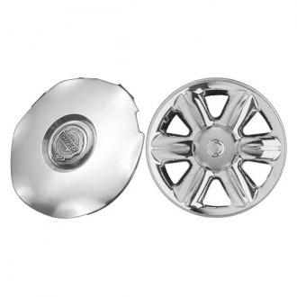 Replace® - Remanufactured Chrome Wheel Center Cap With CHRYSLER Logo