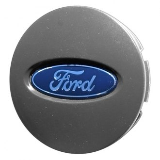 Replace® - Remanufactured Dark Gray Wheel Center Cap With Ford Logo