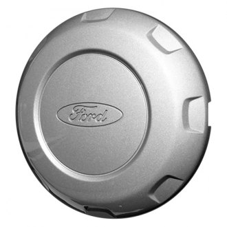 Replace® - Remanufactured Silver Wheel Center Cap With Ford Logo