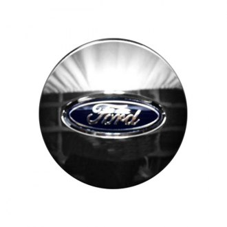 Replace® - Remanufactured Chrome Wheel Center Cap With Ford Logo