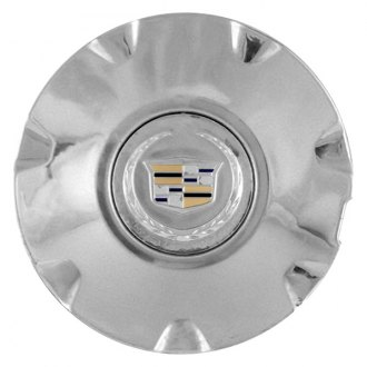Replace WCC04587U02 - Remanufactured Polished Wheel Center Cap