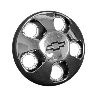 Replace® - Remanufactured Chrome Wheel Center Cap With Chevrolet Logo