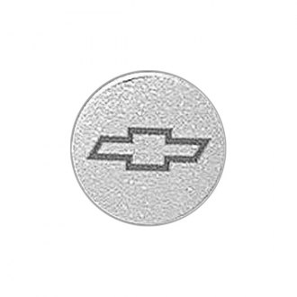 Replace® - Remanufactured Silver Wheel Center Cap With Chevrolet Logo