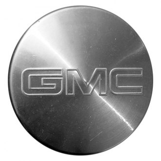 Replace® - Remanufactured Machined Wheel Center Cap With GMC Logo